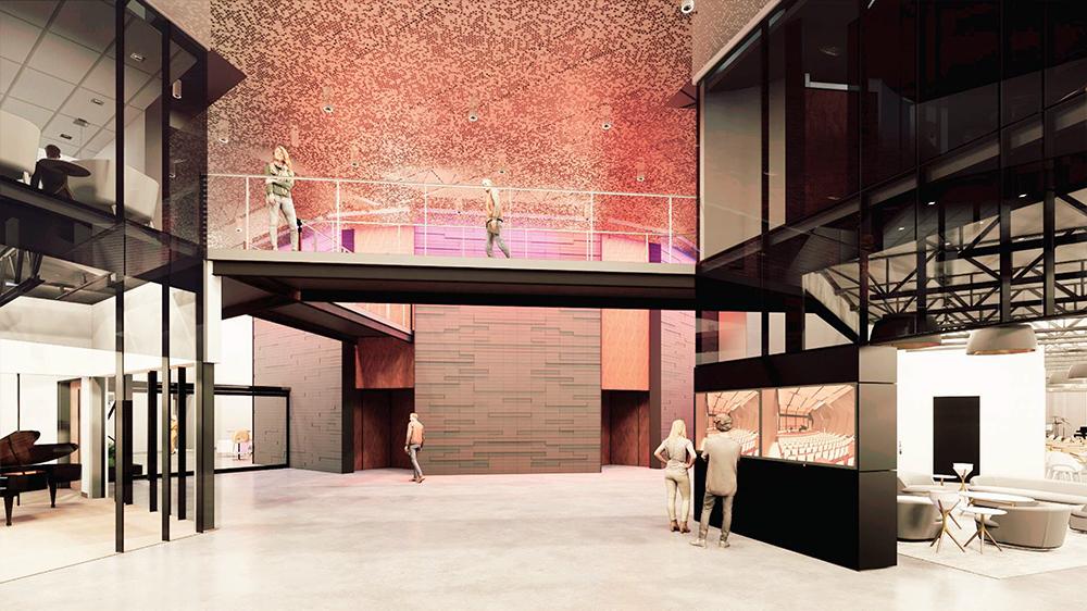 ravenscroft interior