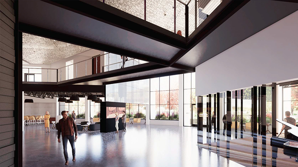 ravenscroft lobby
