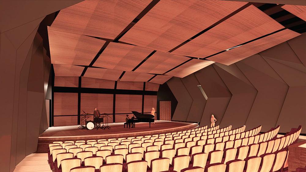 ravenscroft theatre